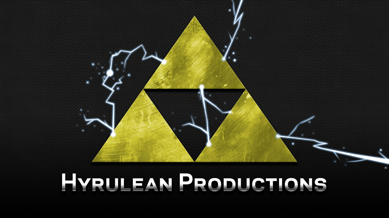Laptop Hyrulean Productions Cover